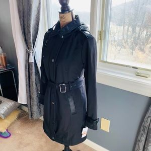 NWT. Authentic Michael Kors trench coat